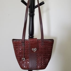 Vintage Brighton shoulder handbag purse